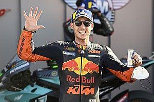 Espargaro: Lima Podium bersama KTM dalam Semusim seperti Mimpi