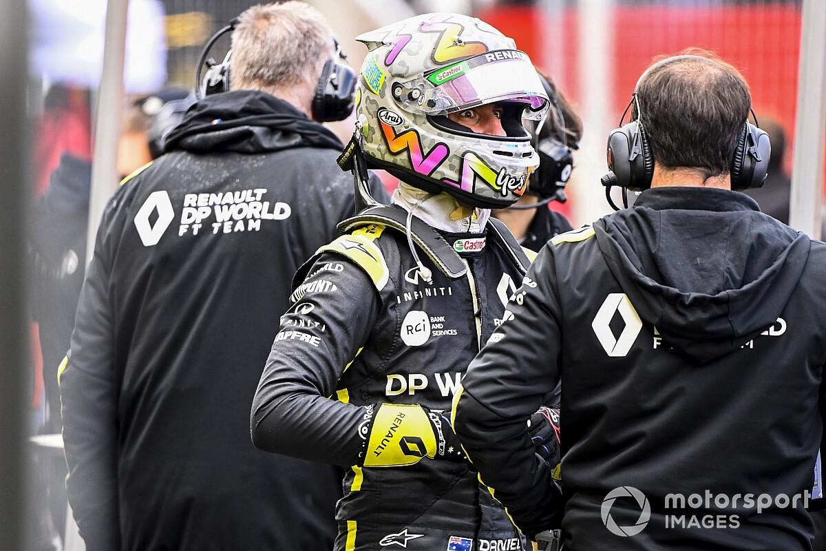 """Ricciardo: """"McLaren'da ortaya çıkarılmayı bekleyen büyük bir potansiyel var"""""""