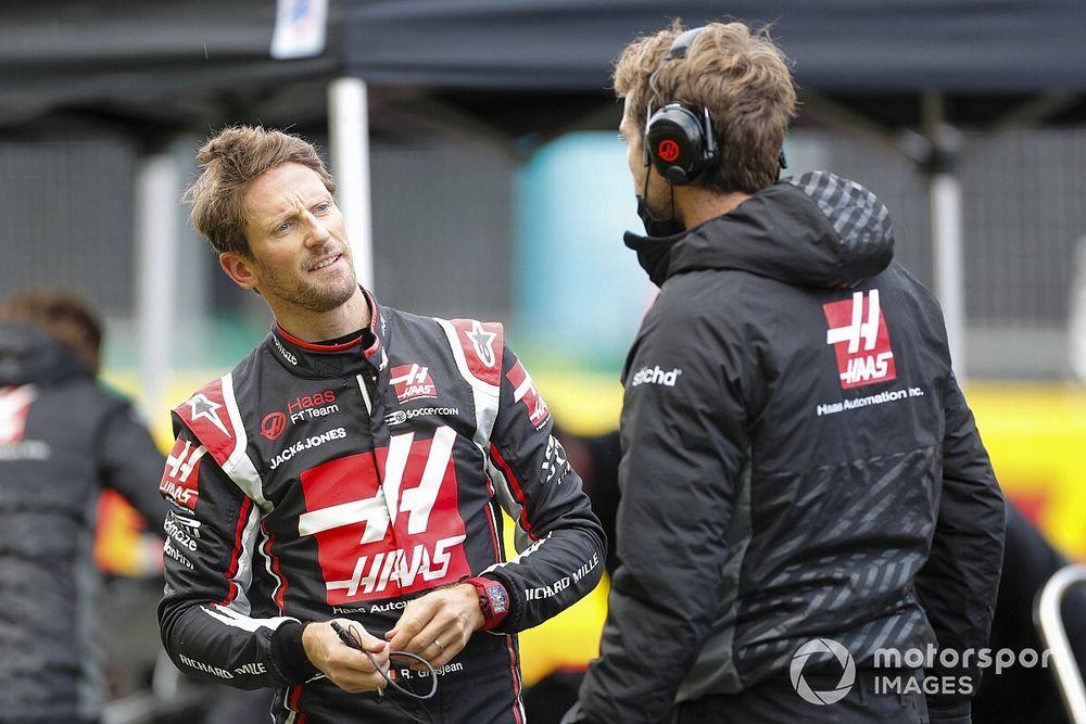 """Grosjean: """"Io difficile da gestire? Altri team ci sono riusciti"""""""