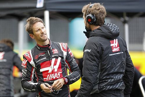 IndyCar-bound Grosjean open to F1 sub role