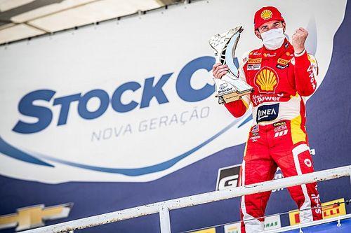 Ricardo Zonta é o segundo colocado em Interlagos e fica com o vice-campeonato da Stock Car em 2020