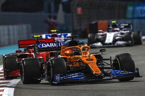 塞恩斯:F1需要从2022年起恢复车手对赛车的主导权