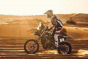 Modal Bagus Adrien Van Beveren untuk Reli Dakar 2021