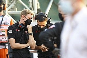 Saran Magnussen untuk Mick Schumacher dan Nikita Mazepin