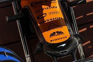 Formel-1-Technik: Detailfotos beim Türkei-GP in Istanbul