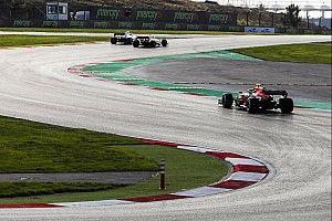 Pirelli ne savait pas que la piste d'Istanbul allait être refaite
