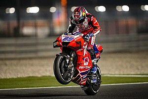 Новичок на Ducati выиграл квалификацию второго этапа MotoGP