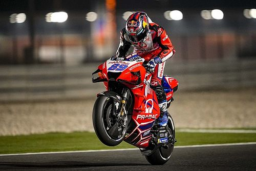 Doha MotoGP: Rookie Martin claims sensational maiden pole