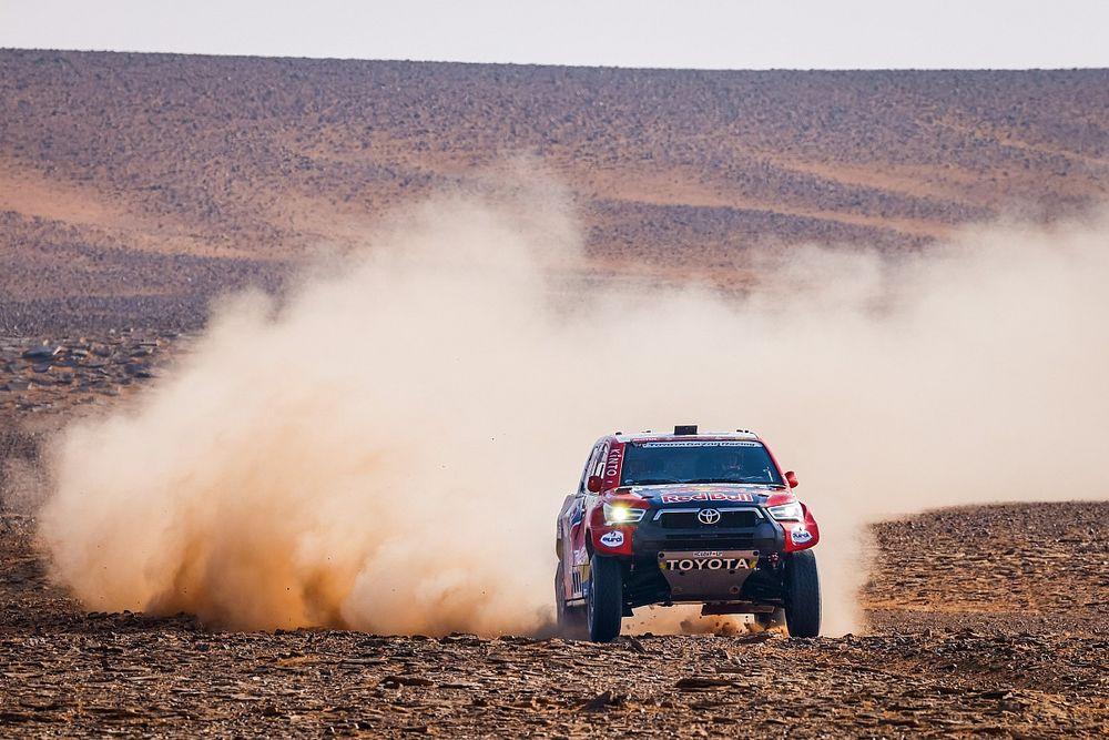 Al-Attiyah már a negyedik szakaszát nyerte a 2021-es Dakaron