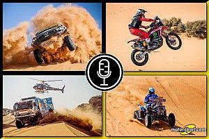 "Podcast Dakar: ""Dune Mosse"" - Tappa 7"