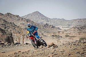 Dakar: chi è Skyler Howes, nuovo leader delle moto?