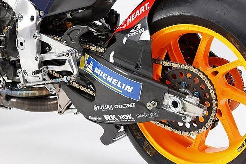 """Honda solo aprovecha """"el 60% de los neumáticos"""" en MotoGP"""