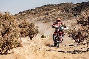 Tersesat di Etape 1 Dakar, Pelajaran untuk Laia Sanz