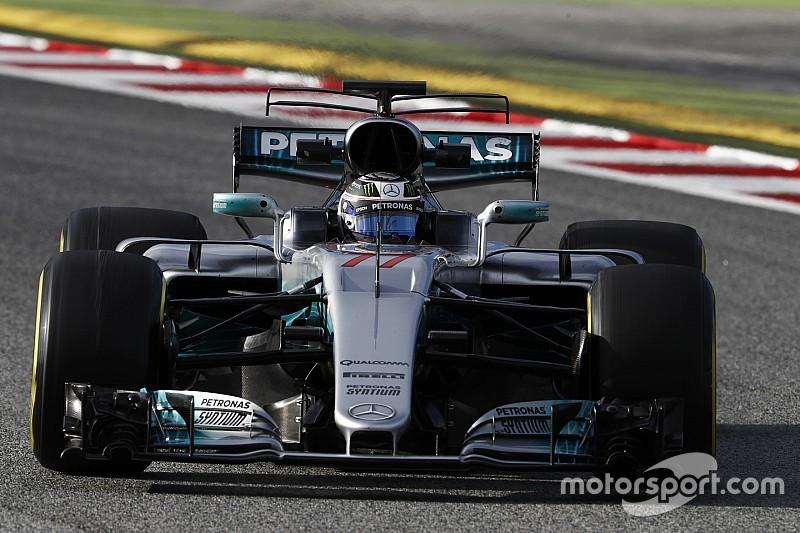 【F1】「今季のマシンは強風の影響を受けやすい」とボッタス