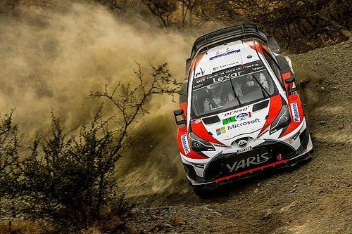 Meksika WRC: Juho Hanninen lider başladı