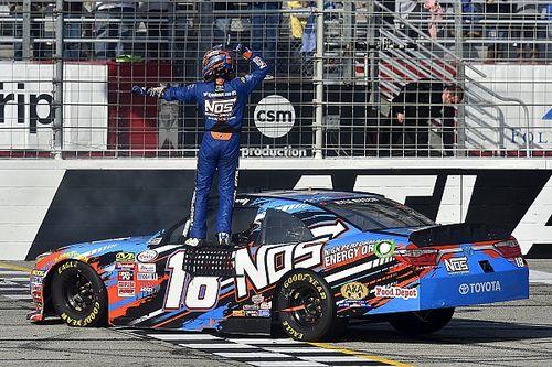 Kyle Busch takes NASCAR Xfinity win at Atlanta