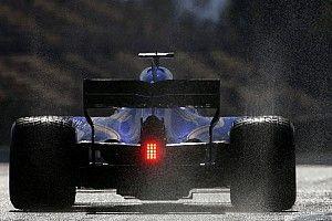 Újabb remek nap a Sauber-nél Barcelonában