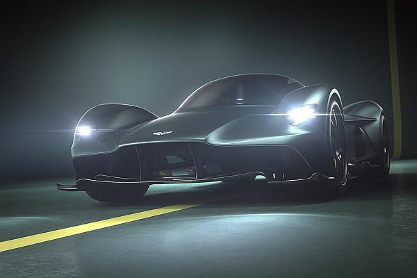 Auto Actualités Plus de 1110 chevaux pour l'Aston Martin Valkyrie?