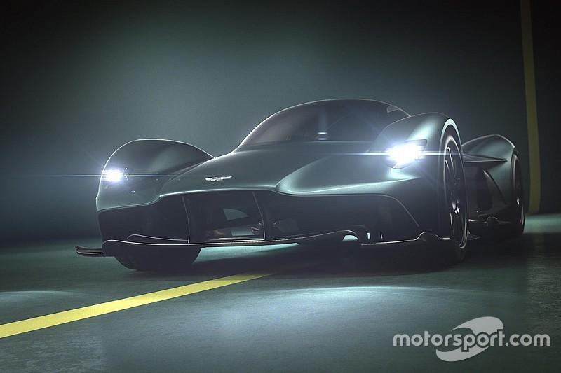 L'AM-RB 001 devient Aston Martin Valkyrie!