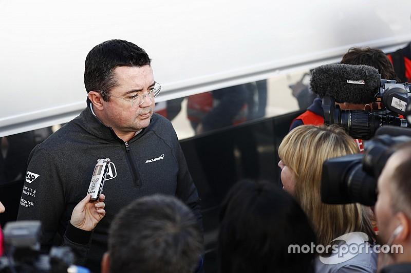 【F1】マクラーレン、ホンダとの関係解消は「考えてもいない」
