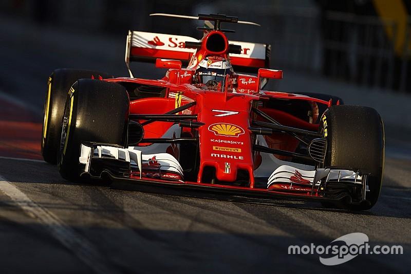 Kimi diz que Ferrari aprendeu lições sobre expectativas