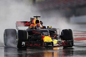 Formula 1 Top List Mobil-mobil F1 2017 beraksi di trek basah Barcelona