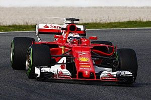 Raikkönen megnyerte a negyedik tesztnapot a Red Bull előtt Barcelonában