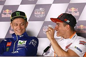 Rossi: Marquez paling mampu minimalisasi kesalahan