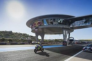 Michelin hadapi tantangan aspal baru Jerez