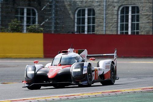 H+3 - À Spa, Toyota prend la main mais de peu