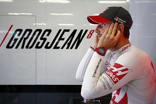 Haas ontvangt boete voor wielprobleem tijdens pitstop Grosjean