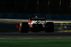 A Mercedes és a Honda is új erőforrást vet be Spában