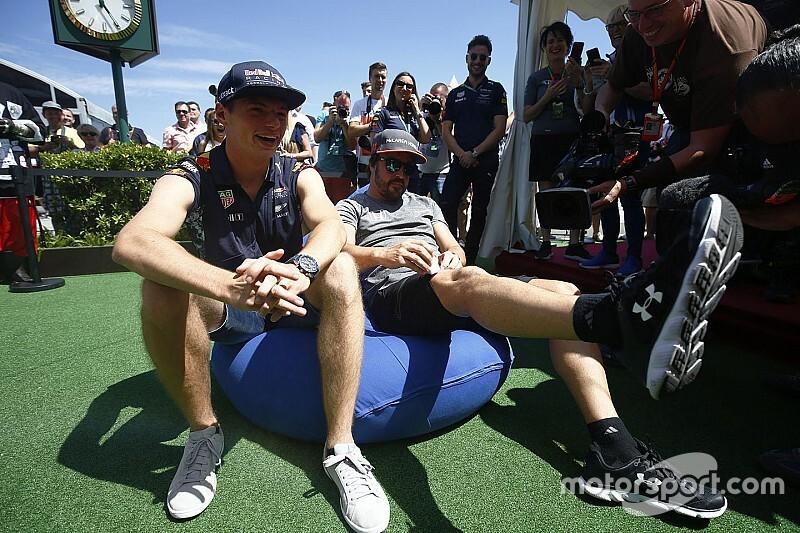 """Alonso: """"Diría que ahora mismo el mejor en F1 es Verstappen"""""""