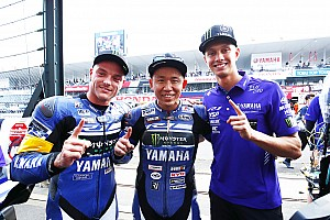 FIM Resistencia Reporte de la carrera Pleno de Yamaha en casa de Honda: victoria y título mundial en Suzuka