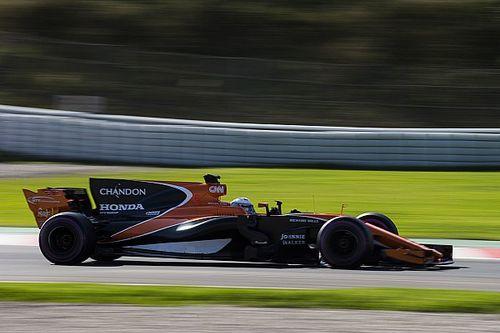 Ijesztő, mennyire keveset tudott tesztelni a McLaren