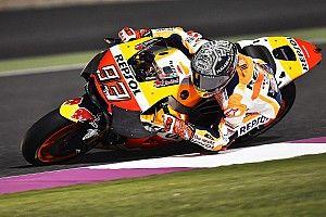 MotoGP-Test Katar 2017 – Tag 1: Bestzeit Dovizioso, 2x Sturz Marquez