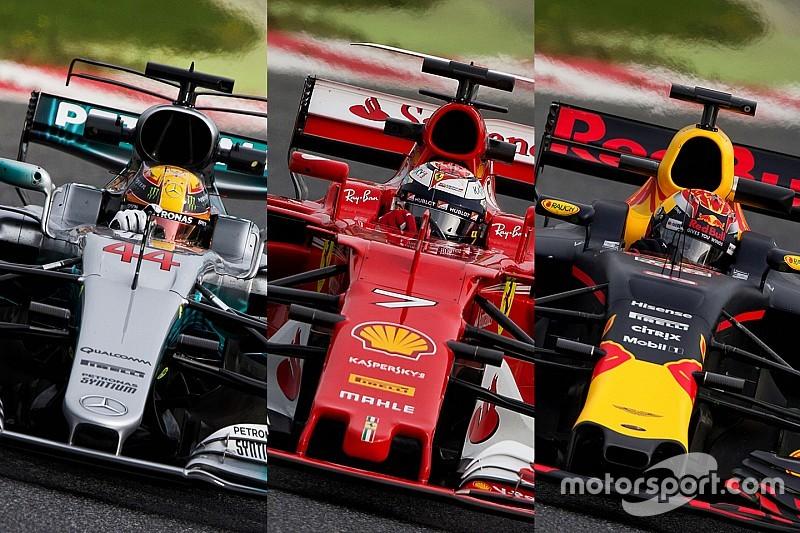 Формула 1 2017: скасування системи жетонів