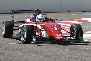 Barber USF2000: Askew takes pole for Race 1