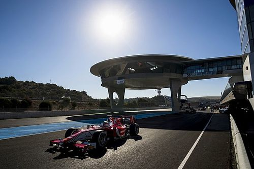Kualifikasi F2 Jerez: Leclerc tak tersaingi, Gelael baris terakhir