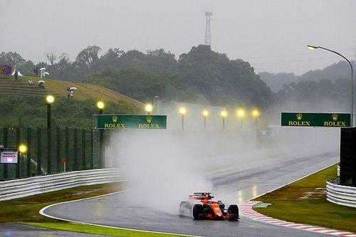 F1 hopes to minimise disruption from Typhoon Hagibis