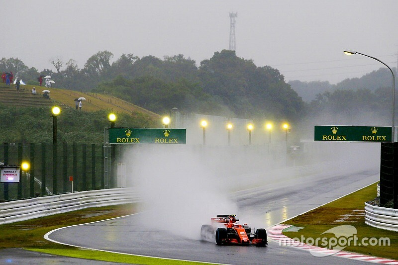 F1 hopes to minimise disruption from Typhoon Hagibis