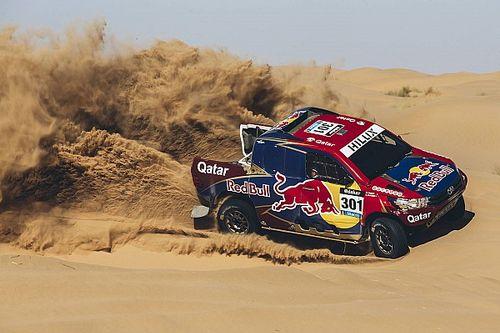 Erster Dakar-Sieg von Toyota? Al-Attiyah freut sich auf jede Menge Sand