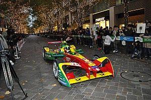 日本でのePrix開催はいつか? アガグCEO「日本開催は我々の目標」