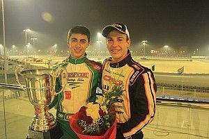 El campeón del mundo de karting se pasa a Tony Kart