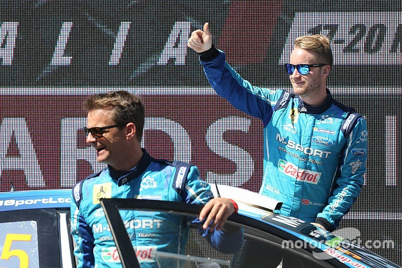 Ostberg, Prokop to form WRC team with 2017-spec Fords
