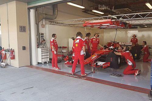 Test Pirelli: Vettel ha concluso ad Abu Dhabi con le Supersoft larghe