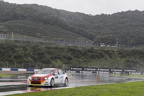 Çin WTCC: Yoğun yağmur altında kazanan Guerrieri