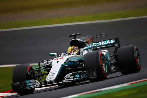 """Mercedes explains Suzuka recovery from Malaysia """"disaster"""""""