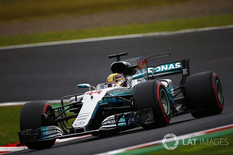 """Mercedes explicó su recuperación en Japón tras el """"desastre"""" de Malasia"""