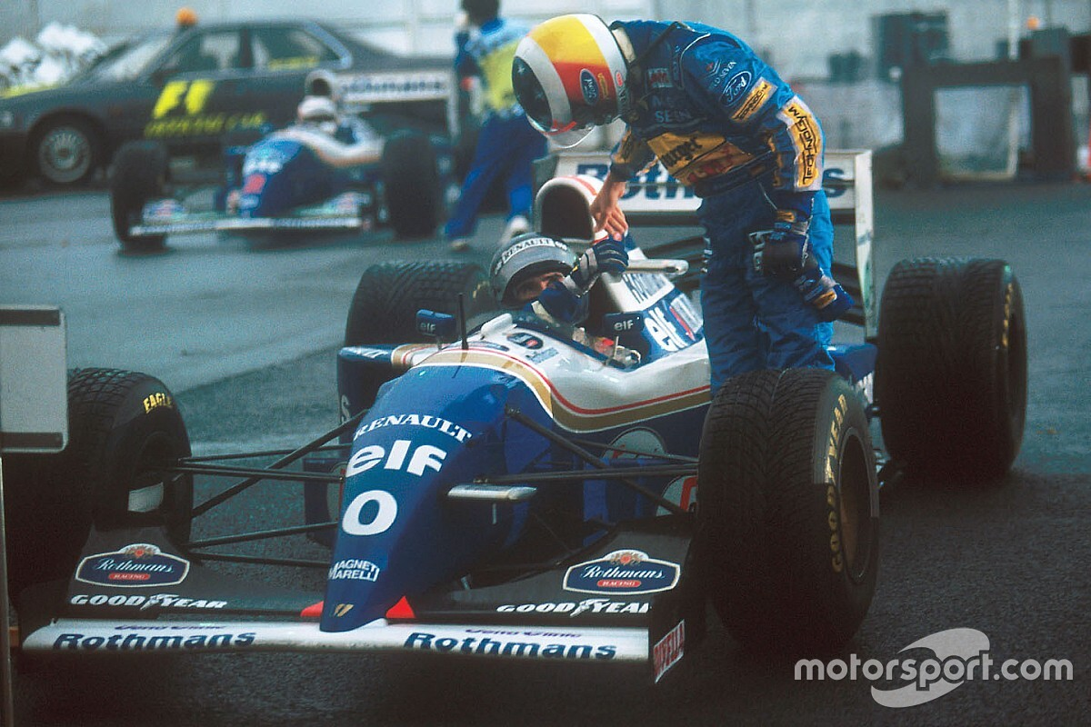 Race of my Life: Damon Hill on the 1994 Japanese GP
